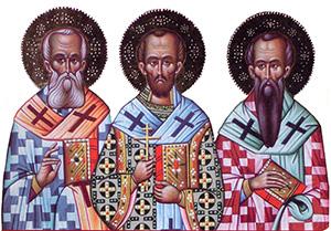 Οι τρεις Ιεράρχες για τον πλούτο